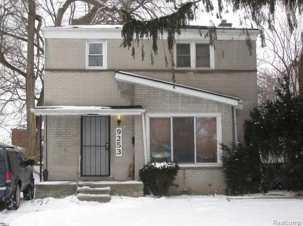 3 bed 1.5 bath Single Family at 9253 Penrod St Detroit, MI, 48228 is for sale at 28k - 1 of 5