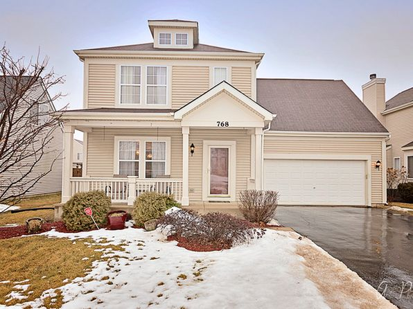 4 bed 3 bath Single Family at 768 S Vintage Ln Round Lake, IL, 60073 is for sale at 235k - 1 of 29
