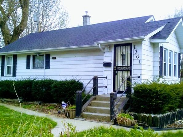 2 bed 1 bath Single Family at 1301 Price Ave Calumet City, IL, 60409 is for sale at 19k - 1 of 2