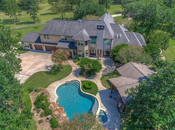 5 bed 6 bath Single Family at 15252 Saddlewood Dr Conroe, TX, 77384 is for sale at 1.60m - 1 of 32
