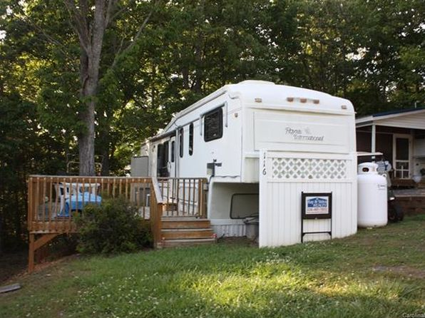 1 bed 1 bath Single Family at 116 Deerfield Ln New London, NC, 28127 is for sale at 25k - google static map
