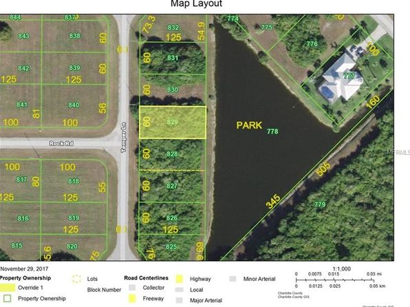 null bed null bath Vacant Land at 113 TEMPER LN ROTONDA WEST, FL, 33947 is for sale at 20k - 1 of 4