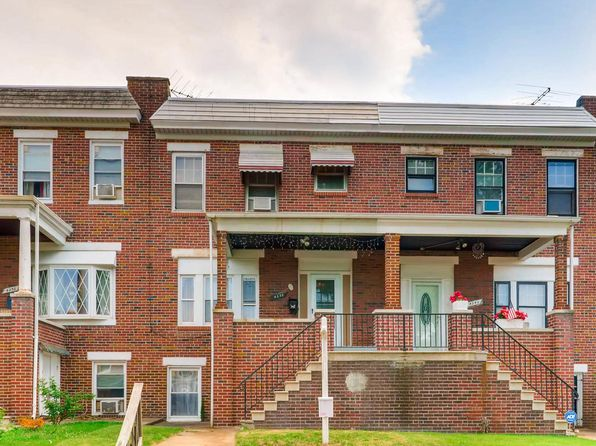 3 bed 2 bath Townhouse at 4238 Shamrock Ave Baltimore, MD, 21206 is for sale at 114k - 1 of 25