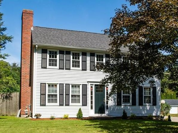 4 bed 3 bath Single Family at 217 Washington St Holliston, MA, 01746 is for sale at 600k - 1 of 28