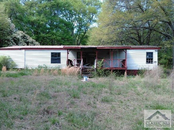 3 bed 2 bath Single Family at 70 Peachtree St Colbert, GA, 30628 is for sale at 40k - google static map