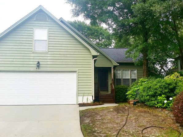 4 bed 3 bath Single Family at 631 Mason Knoll Dr Wilmington, NC, 28409 is for sale at 285k - 1 of 25