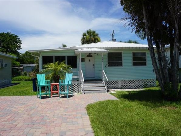 2 bed 1 bath Single Family at 127 Delmar Ave Fort Myers Beach, FL, 33931 is for sale at 359k - 1 of 25
