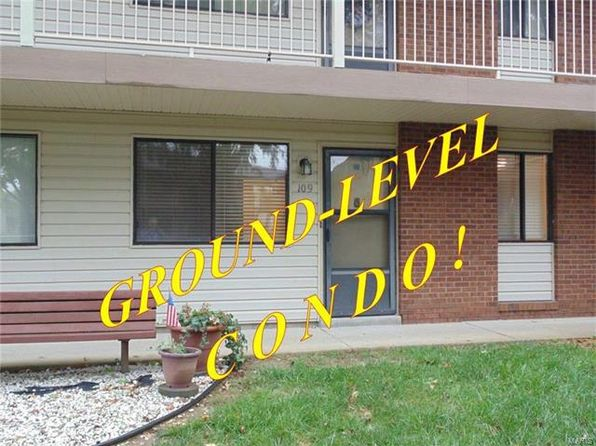 2 bed 1 bath Condo at 120 Suppiger Ln Highland, IL, 62249 is for sale at 55k - 1 of 31
