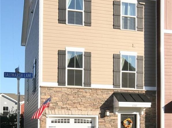 3 bed 3 bath Townhouse at 4301 Salt Marsh Ln Chesapeake, VA, 23324 is for sale at 281k - 1 of 28