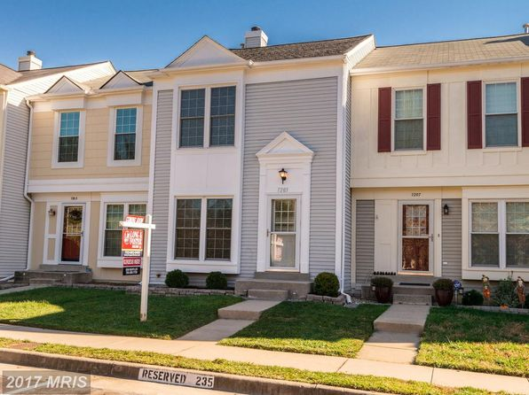 3 bed 4 bath Townhouse at 7205 Stover Ct Alexandria, VA, 22306 is for sale at 365k - 1 of 29