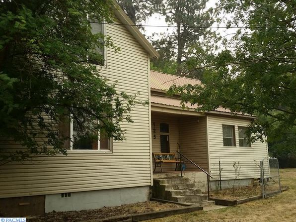 2 bed 1 bath Single Family at 125 E Shady Ln Palouse, WA, 99161 is for sale at 119k - 1 of 25