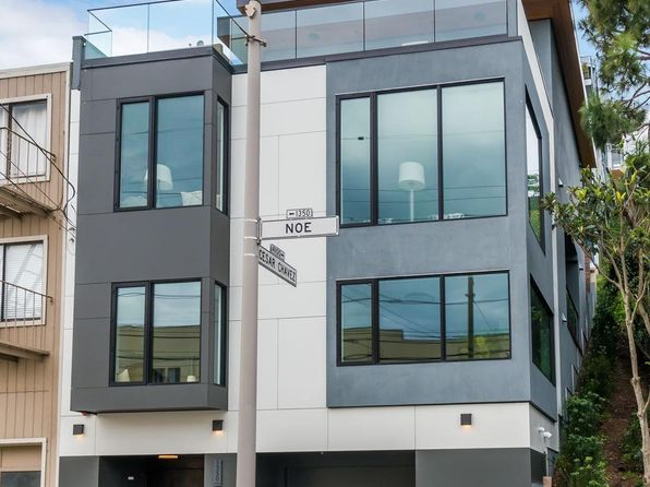4 bed 3.5 bath Single Family at 1350 Noe St San Francisco, CA, 94131 is for sale at 5.25m - 1 of 22