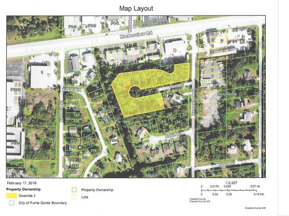null bed null bath Vacant Land at 23285 Lana Dr Punta Gorda, FL, 33980 is for sale at 280k - 1 of 6