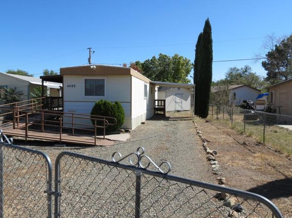 2 bed 1 bath Mobile / Manufactured at 4493 N Romero Cir W Prescott Valley, AZ, 86314 is for sale at 78k - 1 of 25