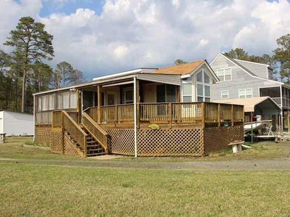 1 bed 1 bath Mobile / Manufactured at 51 Bayshore Ave Mathews, VA, 23128 is for sale at 120k - 1 of 26