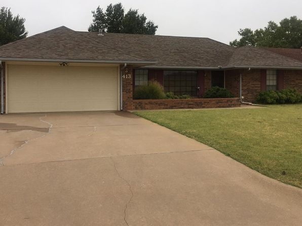 3 bed 2 bath Single Family at 413 Aspen Dr Enid, OK, 73703 is for sale at 149k - 1 of 16