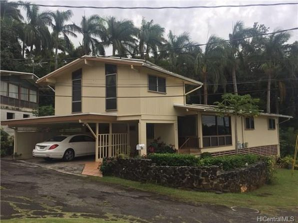 3 bed 3 bath Single Family at 1620 Alewa Dr Honolulu, HI, 96817 is for sale at 859k - 1 of 8