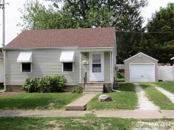2 bed 1 bath Single Family at 670 Baxter Ct Canton, IL, 61520 is for sale at 45k - 1 of 27