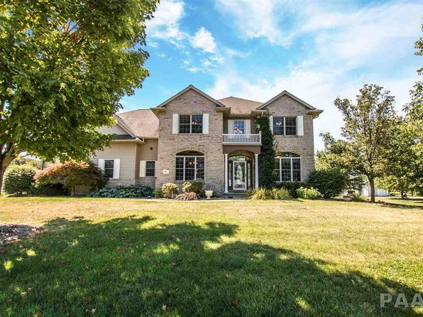 5 bed 4 bath Single Family at 205 Elizabeth Pointe Dr Germantown Hills, IL, 61548 is for sale at 330k - 1 of 36