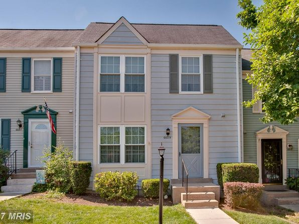 3 bed 3 bath Townhouse at 6609 Briarleigh Way Alexandria, VA, 22315 is for sale at 400k - 1 of 28