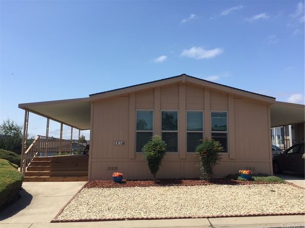2 bed 2 bath Mobile / Manufactured at 1650 E Clark Ave Santa Maria, CA, 93455 is for sale at 65k - 1 of 24