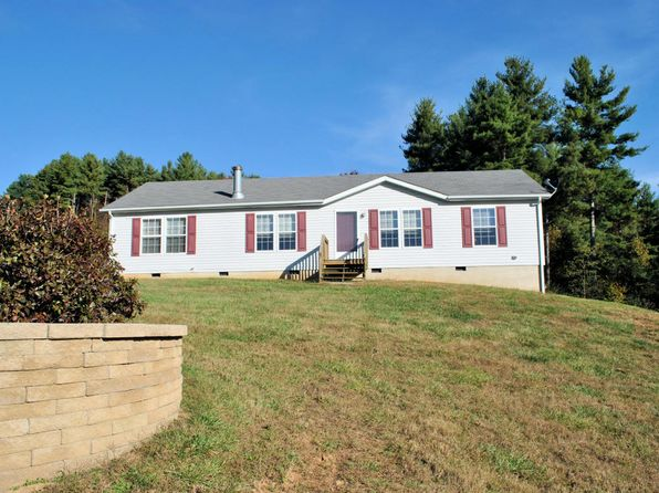 3 bed 2 bath Single Family at Undisclosed Address Floyd, VA, 24091 is for sale at 160k - 1 of 54