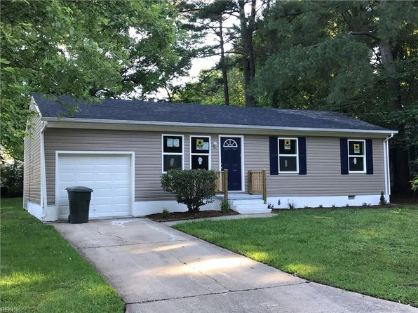 3 bed 1 bath Single Family at 133 Tazewell Rd Newport News, VA, 23608 is for sale at 138k - 1 of 23