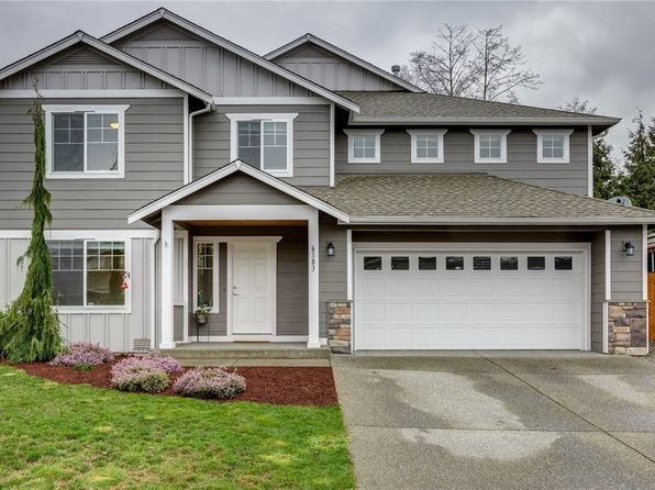 5 bed 3 bath Single Family at 6183 Nickles St Ferndale, WA, 98248 is for sale at 468k - 1 of 25
