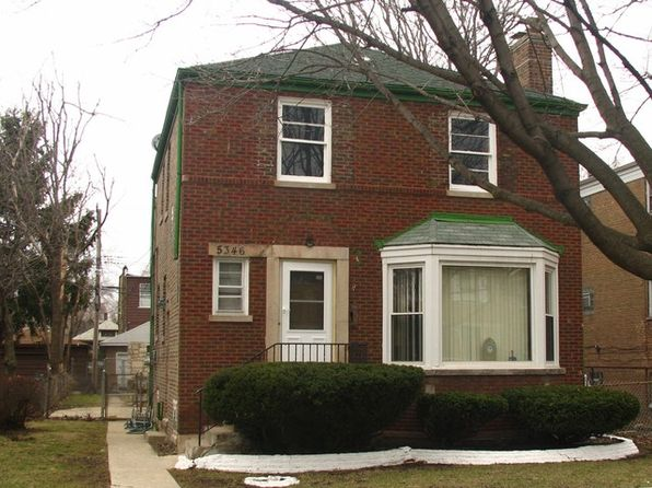 4 bed 2 bath Single Family at 5346 W Quincy St Chicago, IL, 60644 is for sale at 35k - google static map