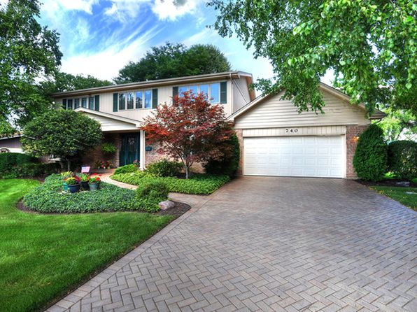 4 bed 4 bath Single Family at 740 Winston Dr Elk Grove Village, IL, 60007 is for sale at 549k - 1 of 23