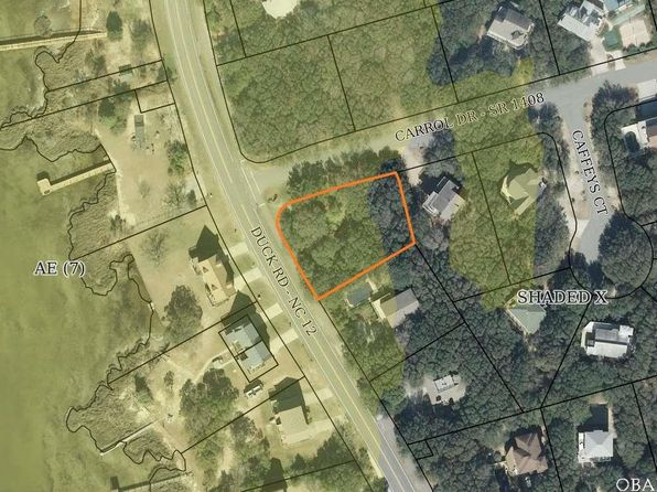 null bed null bath Vacant Land at 101 Carroll Dr Duck, NC, 27949 is for sale at 190k - 1 of 14