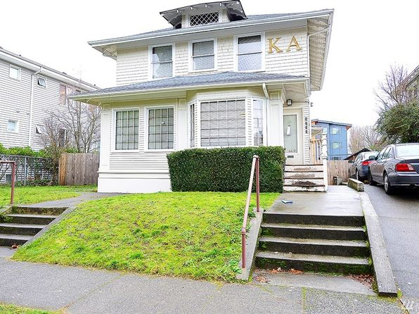 30 bed 7 bath Multi Family at 4730 19TH AVE NE SEATTLE, WA, 98105 is for sale at 3.75m - 1 of 20