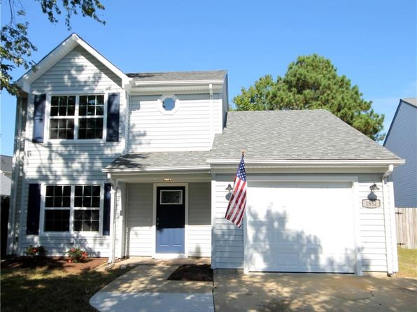 4 bed 3 bath Single Family at 1852 Jagged Rock Dr Virginia Beach, VA, 23456 is for sale at 270k - 1 of 31