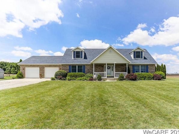 4 bed 3 bath Single Family at 12398 Richey Rd Van Wert, OH, 45891 is for sale at 240k - 1 of 36