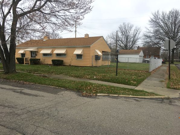 4 bed 1 bath Single Family at 12413 Brookfield Ave Cleveland, OH, 44135 is for sale at 60k - 1 of 9