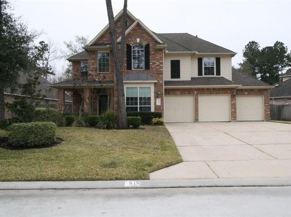 5 bed 4 bath Single Family at 51 N Wyckham Cir Spring, TX, 77382 is for sale at 390k - 1 of 26