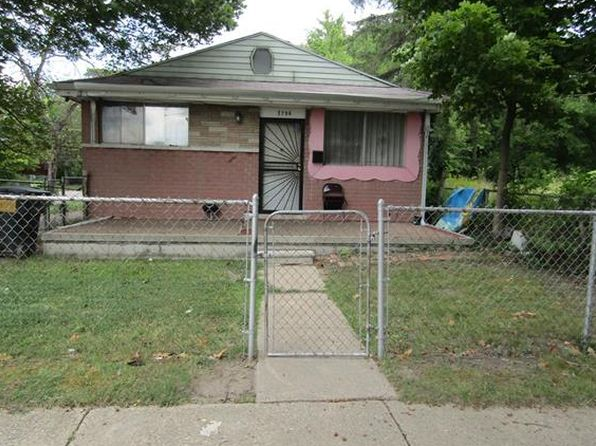 3 bed 1 bath Single Family at 3996 Concord St Detroit, MI, 48207 is for sale at 25k - 1 of 6