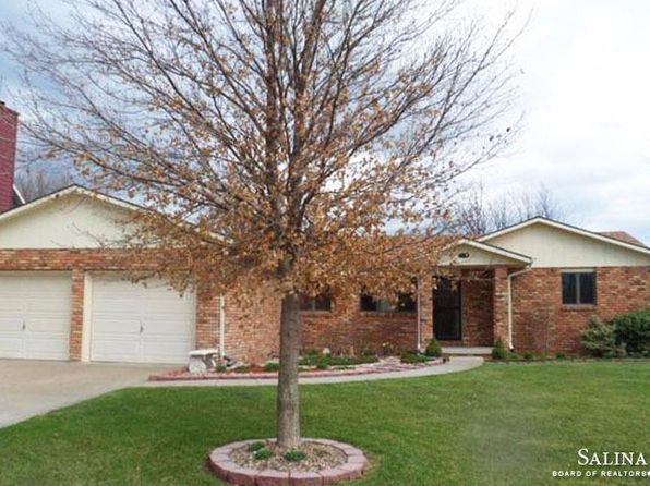 3 bed 3 bath Single Family at 2625 Plantation Dr Salina, KS, 67401 is for sale at 190k - 1 of 37