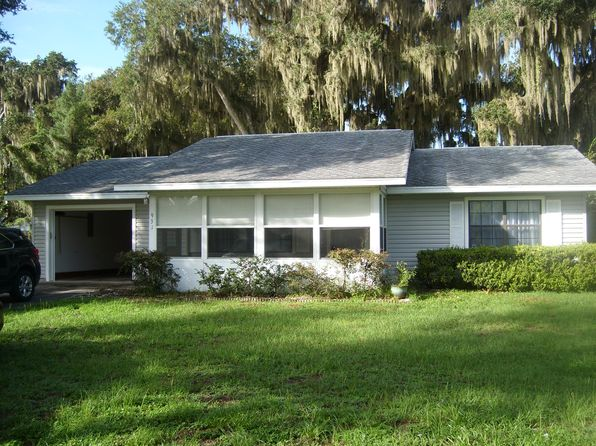 2 bed 2 bath Single Family at 931 CR 457A LAKE PANASOFFKEE, FL, 33538 is for sale at 95k - 1 of 14