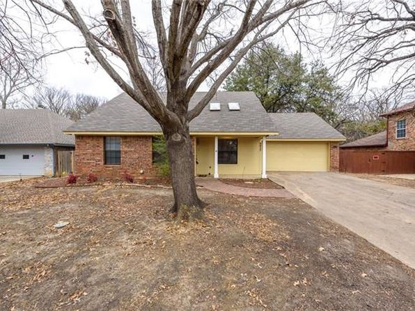 3 bed 2 bath Single Family at 3017 BRANDYWINE ST DENTON, TX, 76209 is for sale at 195k - 1 of 27