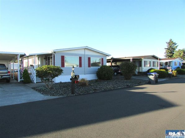 2 bed 2 bath Single Family at 301 N 7th Ave Sequim, WA, 98382 is for sale at 48k - 1 of 7