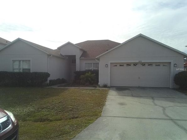 4 bed 3 bath Single Family at 323 ALDERSHOT CT KISSIMMEE, FL, 34758 is for sale at 200k - google static map