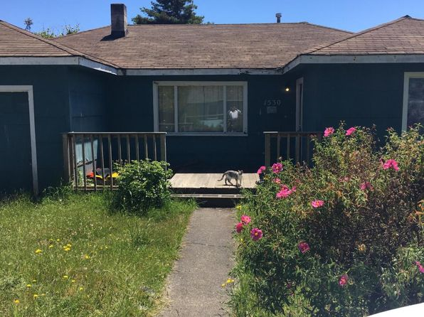 4 bed 2 bath Single Family at 1524 Underwood Rd McKinleyville, CA, 95519 is for sale at 263k - 1 of 33