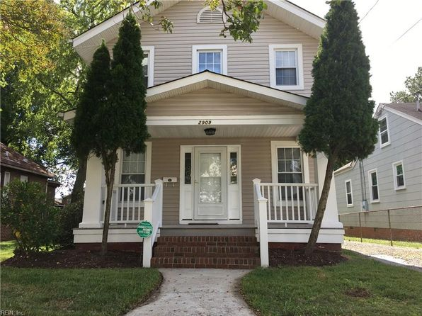 3 bed 2 bath Single Family at 2909 Victoria Ave Norfolk, VA, 23504 is for sale at 160k - 1 of 20