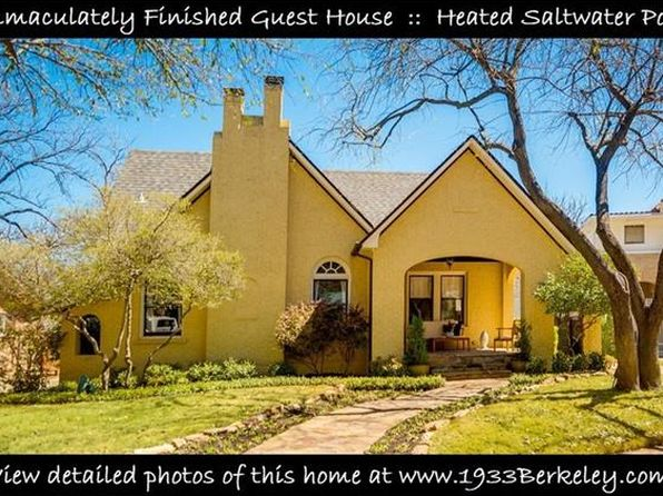 4 bed 3 bath Single Family at 1933 Berkeley Pl Fort Worth, TX, 76110 is for sale at 925k - 1 of 71