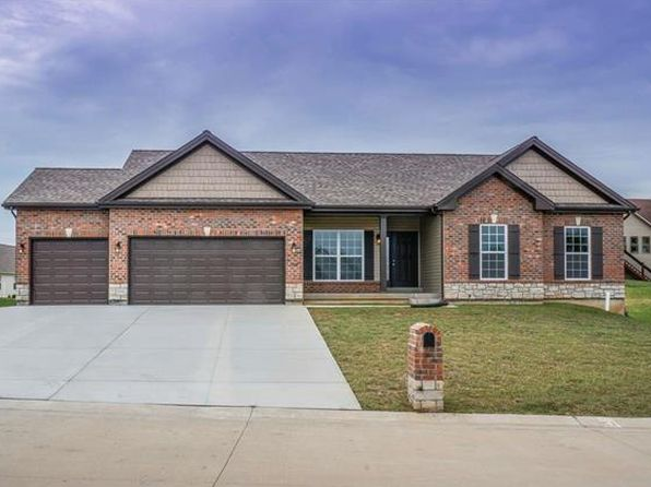 3 bed 3 bath Single Family at 2334 Fire Crest Ct Washington, MO, 63090 is for sale at 275k - 1 of 31