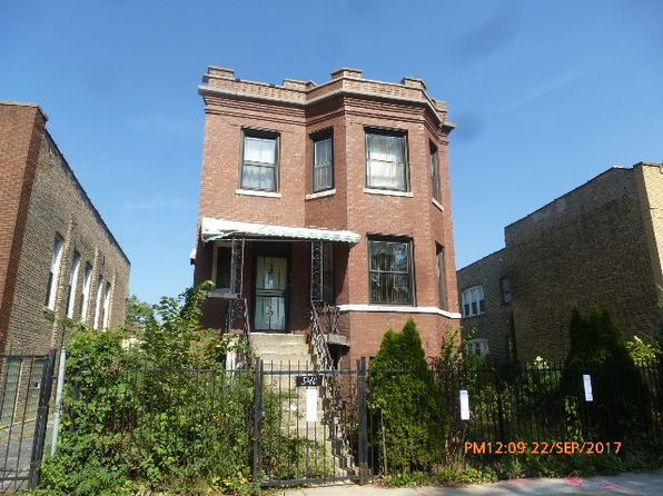 5 bed 2 bath Multi Family at 5408-10 W Rice St Chicago, IL, 60651 is for sale at 110k - google static map