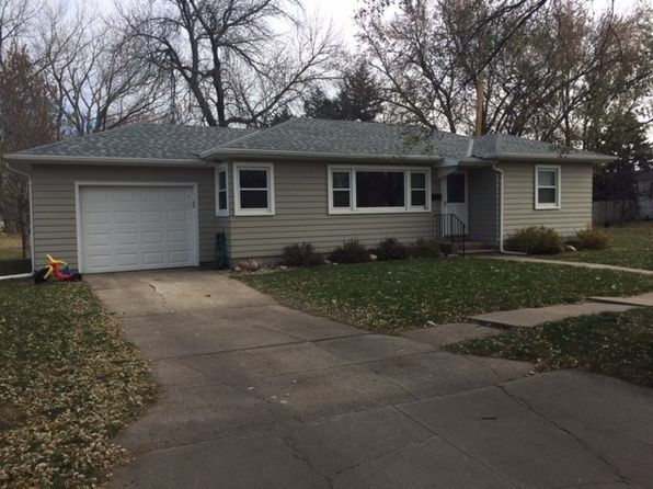 2 bed 1 bath Single Family at 416 N Brown St Pierce, NE, 68767 is for sale at 89k - google static map