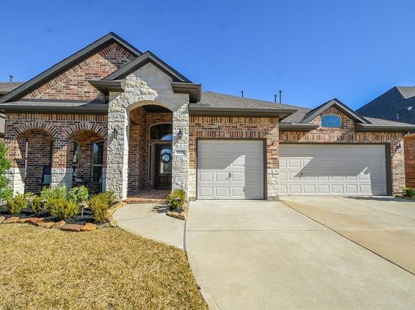 4 bed 3 bath Single Family at 4107 Lodge Ranch Ct Fulshear, TX, 77441 is for sale at 340k - 1 of 32