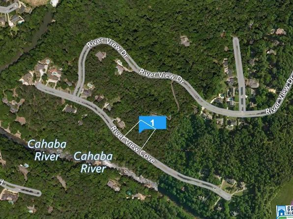 null bed null bath Vacant Land at 4137 River View Cv Vestavia, AL, 35243 is for sale at 68k - google static map